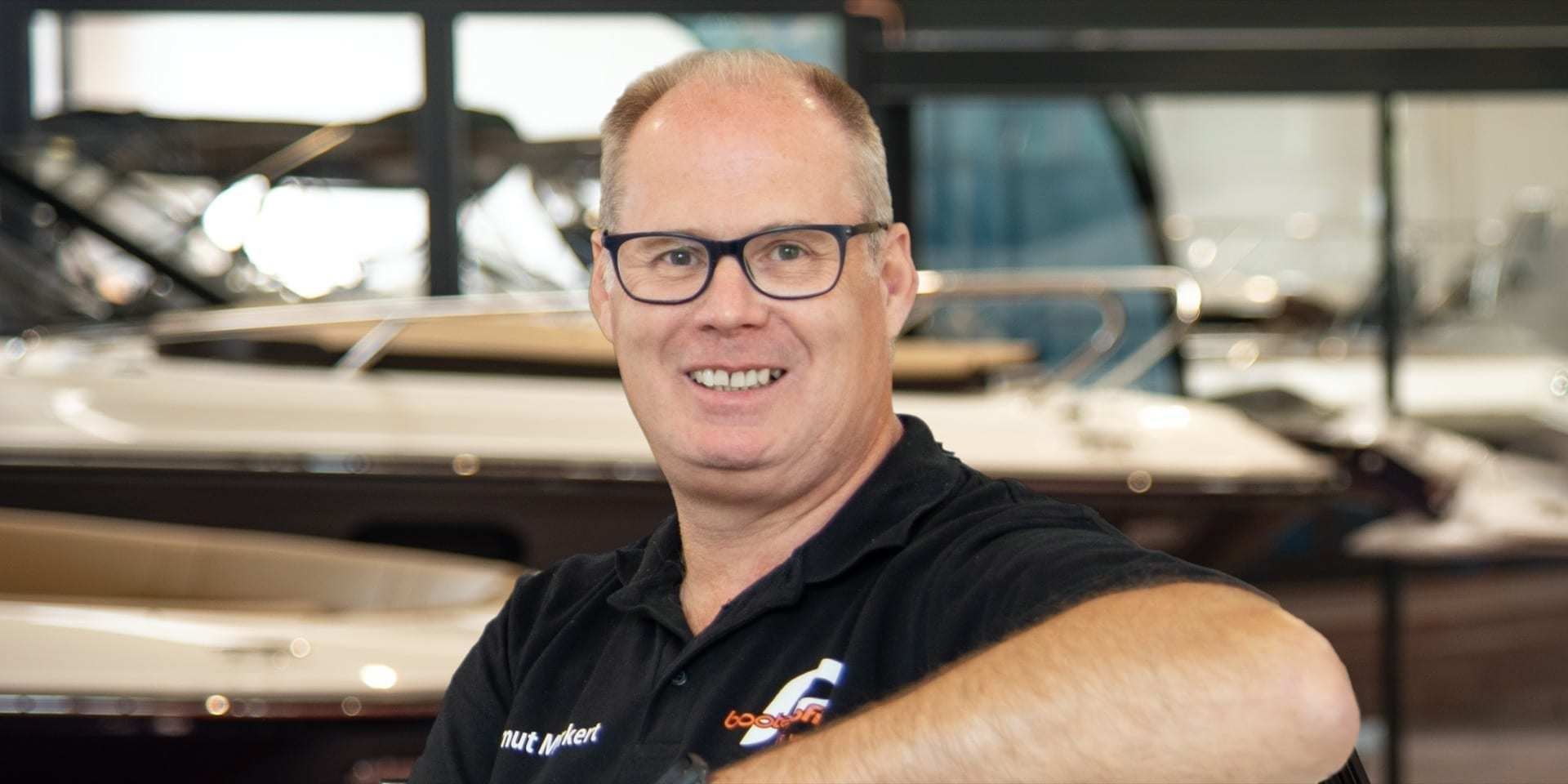 Boote Pfister / Team / Helmut Markert