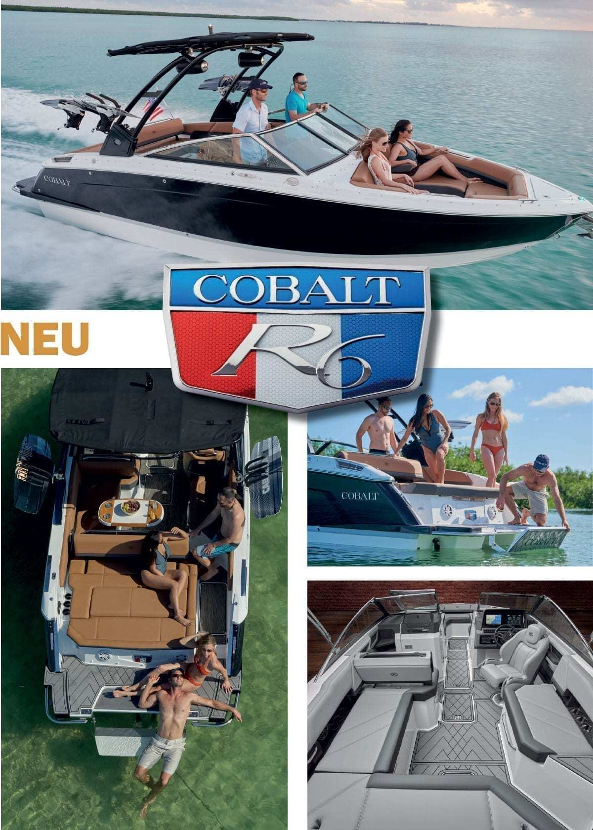 Cobalt Boats - R6