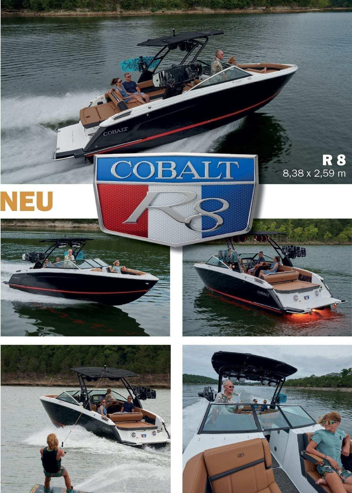 Cobalt Boats - R8