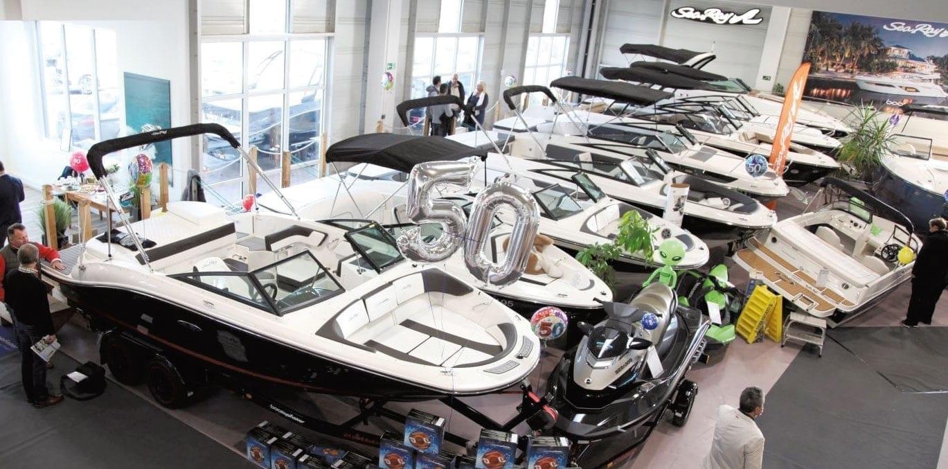 Boote Pfister - Süddeutschlands größte Ausstellung für Neu- und Gebrauchtboote